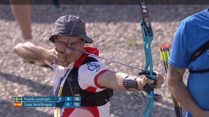 César Vera, Campió Del Món De Tir Amb Arc L'andalús Fa 30 Anys Que Resideix A Mallorca