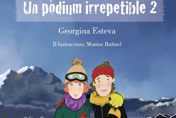 'Un Pòdium Irrepetible 2', Passió Per Tot L'altre Esport Conversem Amb Georgina Esteva, Autora Del Llibre De Narrativa Juvenil
