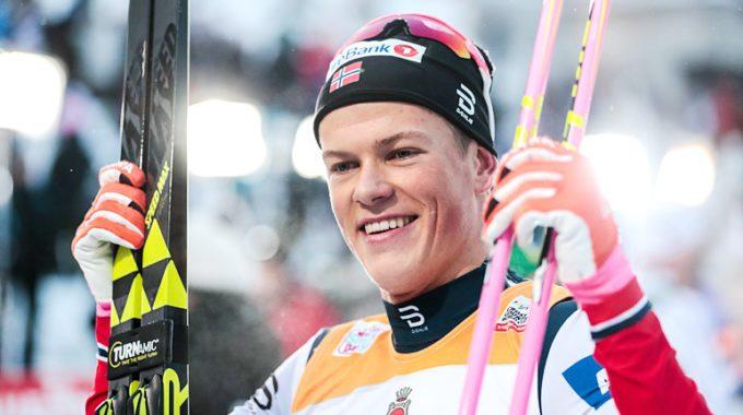 Hosflot Klaebo, Eclosió A L'elit En Temporada Olímpica L'esquiador De Fons Noruec Ha Començat La Copa Del Món Amb 6 Victòries