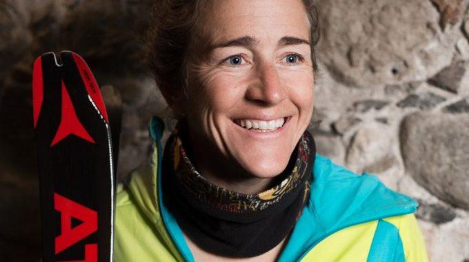 El Nou Repte De Núria Picas La Catalana Participarà En Una Expedició Internacional D'esquí De Muntanya Als Alps