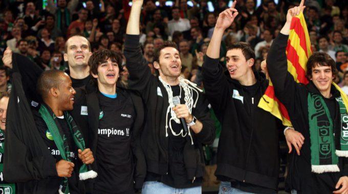 Els últims Grans Títols Del Joventut La Copa Del Rei I La Copa ULEB De 2008, 10 Anys Després