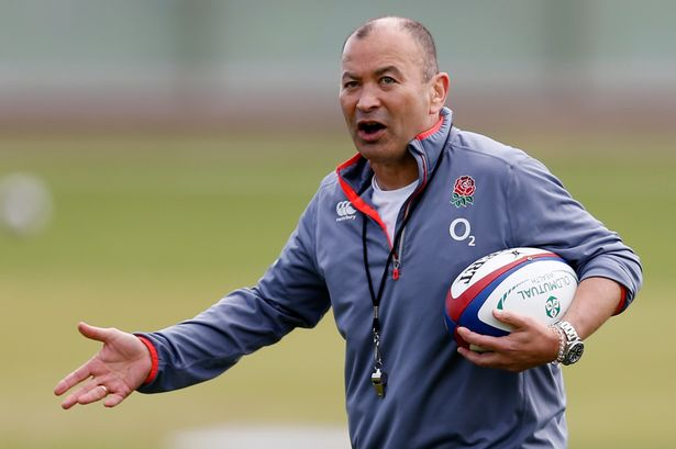 eddie jones. Foto de Reuters