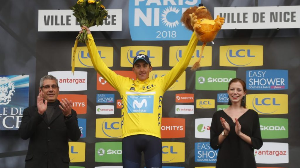 El primer triomf World Tour de Marc Soler / BettiniPhoto - Movistar Team