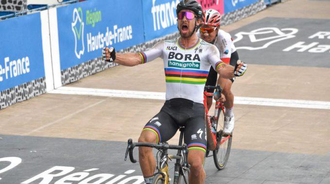 El Campió Del Món Guanya La París-Roubaix Peter Sagan S'endú El Segon Monument De La Seva Trajectòria
