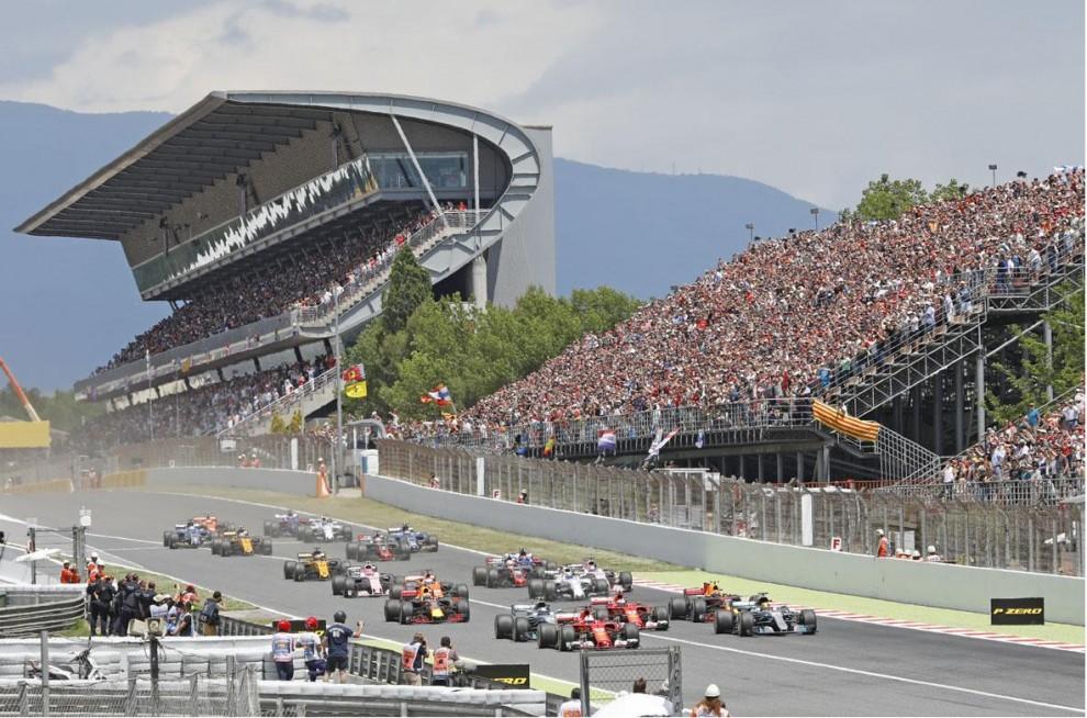 Un Gran Premi De Fórmula 1 Al Circuit De Barcelona-Catalunya | Miquel Rovira / Roger Sala