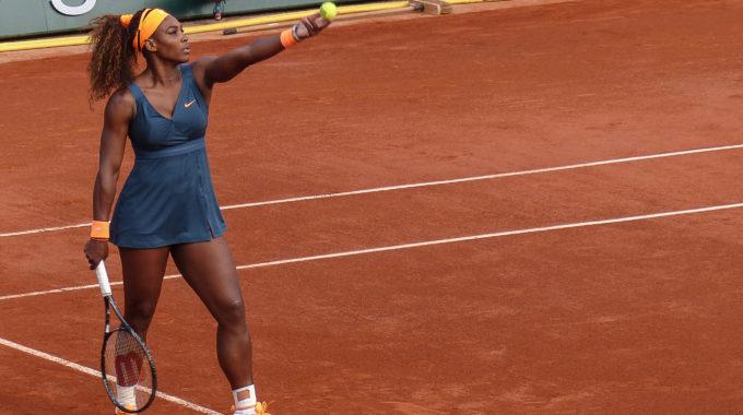 Roland Garros Menysté La Trajectòria De Serena Williams El Grand Slam Francès No La Considera Cap De Sèrie Del Torneig