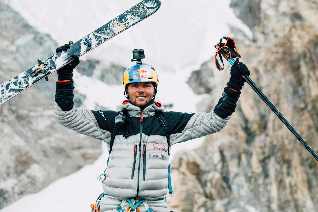 Andrzej Bargiel K2 Achieved His Dream