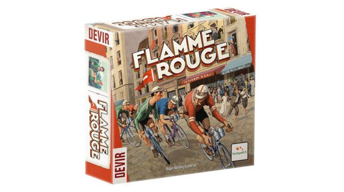 Flamme Rouge, El Gran Joc De Taula Del Ciclisme Devir Edita A Casa Nostra Un Joc On La Fatiga I Els Moviments Tàctics Són Determinants