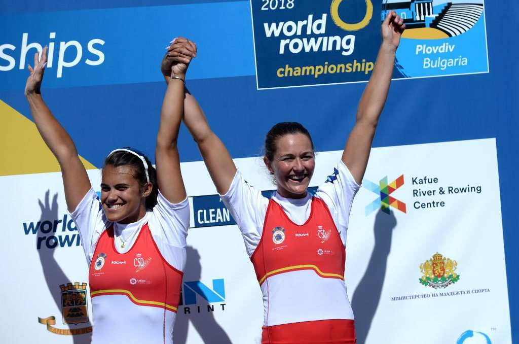 World Rowing Championship 2018 In Plovdiv