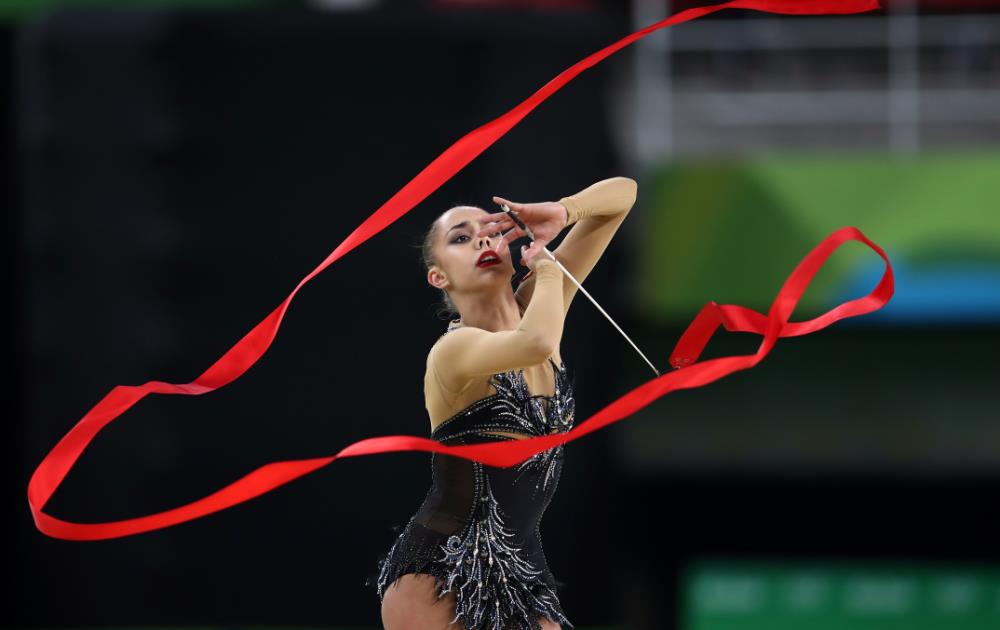 Margarita-Mamun-of-Russia-wins-Gold-in-Womens-Rhythmic-Individual-All-around