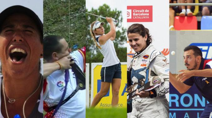 Les Notes Del Cap De Setmana Esportiu Laura Quetglas S'endú La Matrícula D'honor