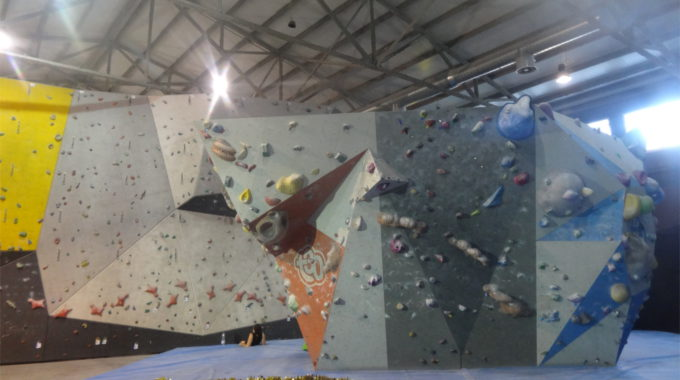 Rocòdrom Climbat La Foixarda   Barcelona 03