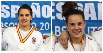 Laia Talarn I Carla Ubasart, Campiones D'Espanya De Judo Les Dues Judokes Catalanes Tanquen L'any Amb Una Celebrada Medalla D'or
