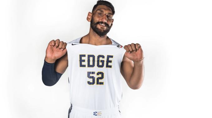 Satnam Singh, Un Entre Mil Milions El Jugador Hindú Va Ser El Primer Del Seu País En Ser Escollit Al Draft De La NBA