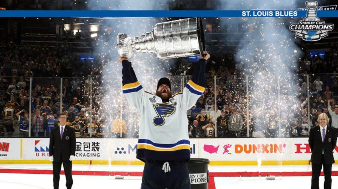 Saint Louis Blues NHL 2019 Champs