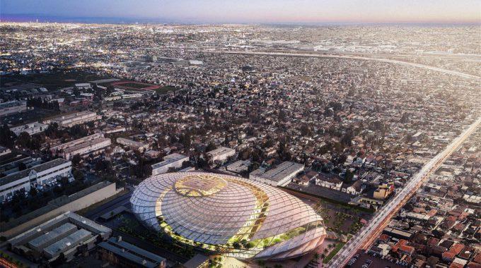 Inglewood, El Nou Centre Esportiu De Los Angeles Els Clippers Anuncien El Seu Nou Pavelló A La Ciutat Angelina, Sumant-se Al Vell Forum I Al Nou Los Angeles Stadium