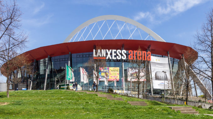 Lanxess-Arena, Köln - Wikimedia Commons
