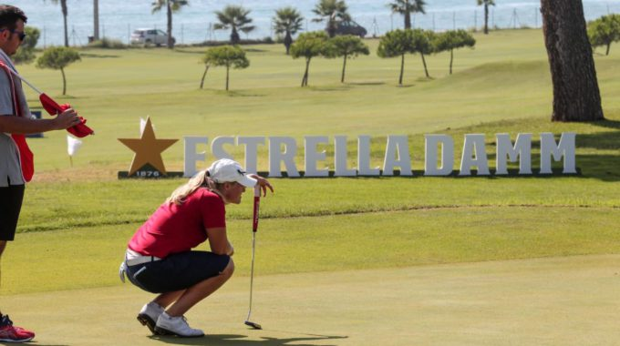 Golf De Primeríssim Nivell A Sitges El Club Terramar Acull Del 26 Al 29 De Setembre A 100 Jugadores De 22 Països Amb L'Estrella Dam Mediterranean Ladies Open