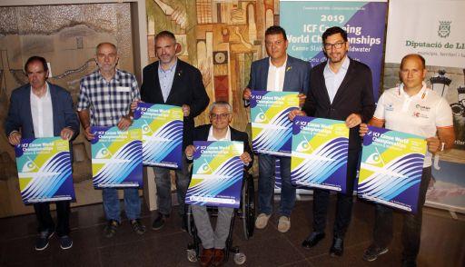Presentat El Campionat Del Món De Piragüisme De La Seu D'Urgell, Clau Per Decidir Les Places Dels Jocs De Tòquio 2020