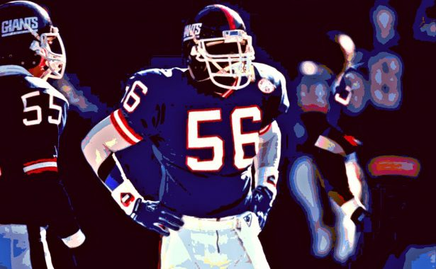 Lawrence Taylor – CC