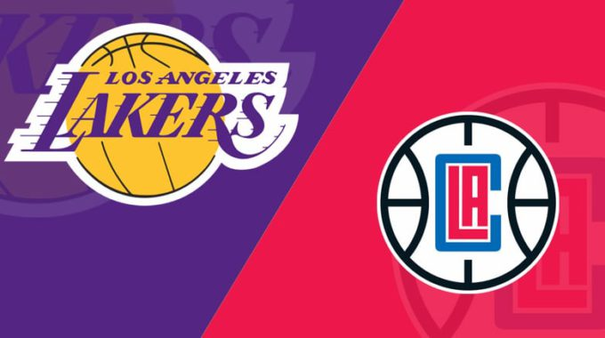 Los Angeles Lakers Contra Clippers