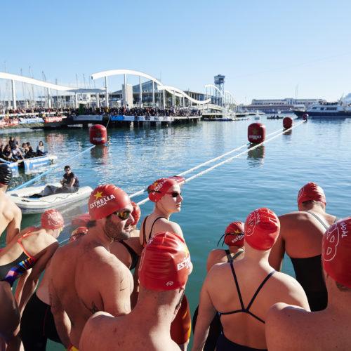 110a Edició De La Copa Nadal, Al Port Vell De Barcelona