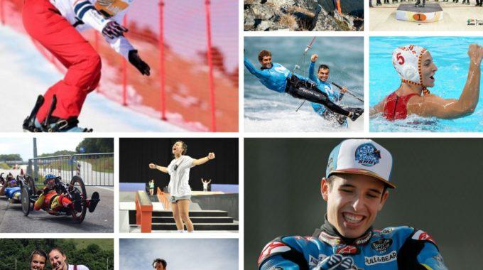 Els Millors Esportistes De 2019: Del 40 Al 31 Rànquing Fosburià Per Reconèixer Els Mèrits Dels Esportistes Del Nostre País