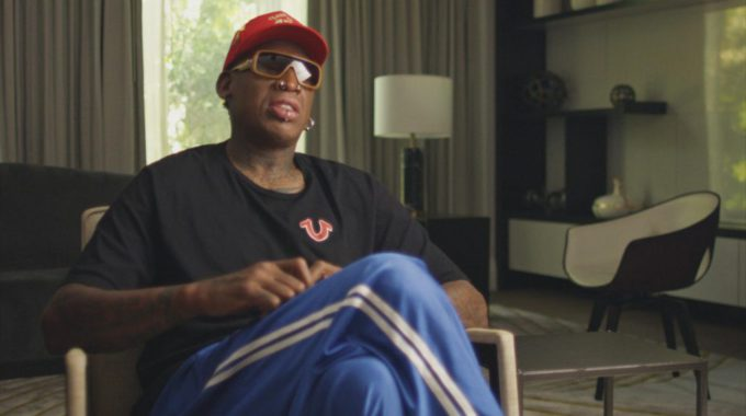 Dennis Rodman, En Un Moment De 'The Last Dance'.