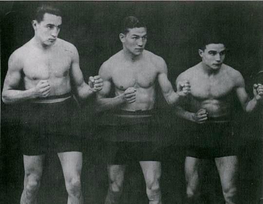 Els tres mosqueters de Gràcia