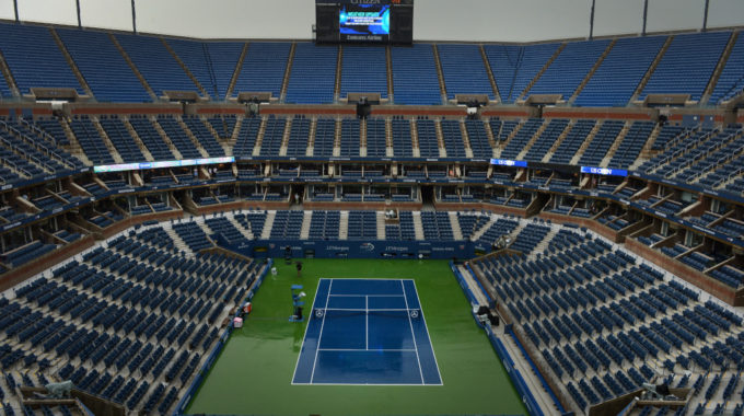 Tennis – US Open – New York