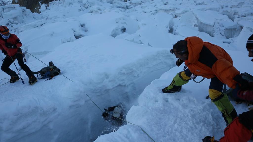 """El documental """"Ferran Latorre. Més enllà dels 8.000"""" regala moments de gran intensitat a l'Himàlaia"""