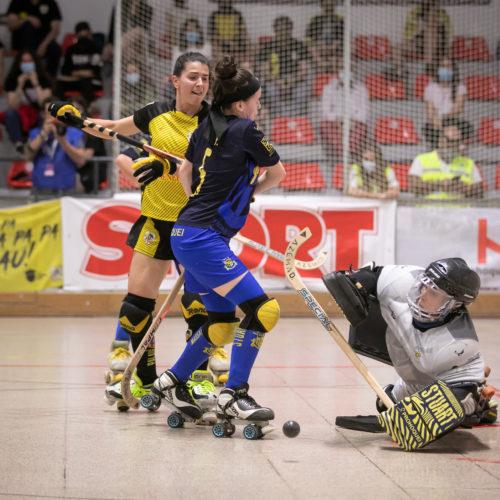 Final A 8. Quarts De Final. Palau / Miquel Monfort