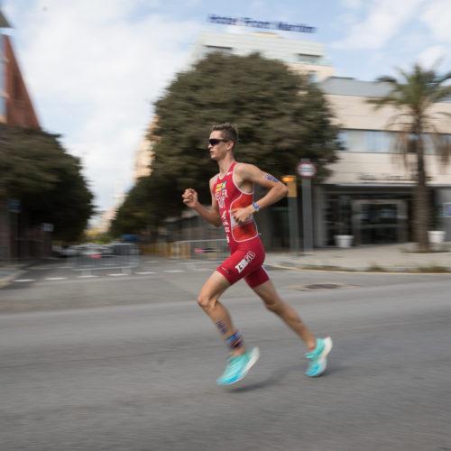 El Triatló De Barcelona, Aquest 2021. Foto: Freddy Davies